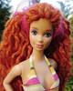 f165 (Alrunia) Tags: dreadlocks doll head ooak barbie yarn mold dreads fashiondoll mattel steffie reroot 16thscale playscale headmold