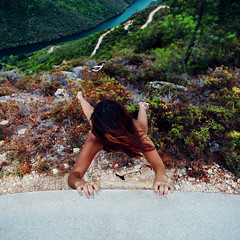 41 (_4BR) Tags: selfportrait mountains nature death high spain vertigo falling 365 dontletgo alexstoddard