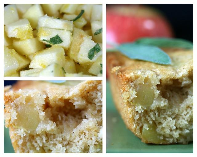 apple-sage-oliveoil cake