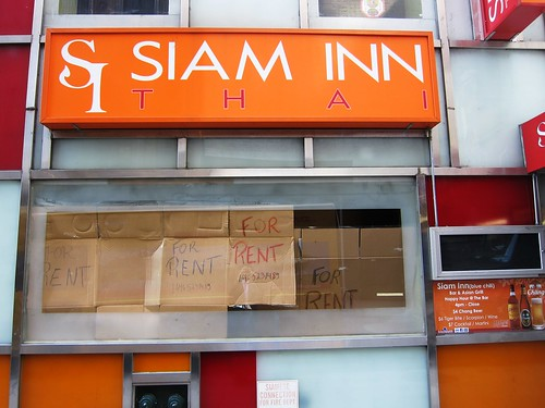 Siam Inn Shutters
