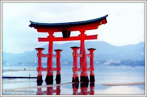 Tori in Hiroshima