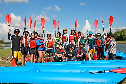 Whitewater Kayaking in Tarlac10