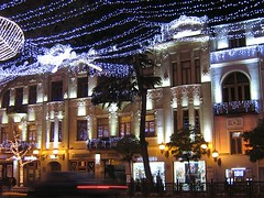 2010 Christmas Lights in Tbilisi