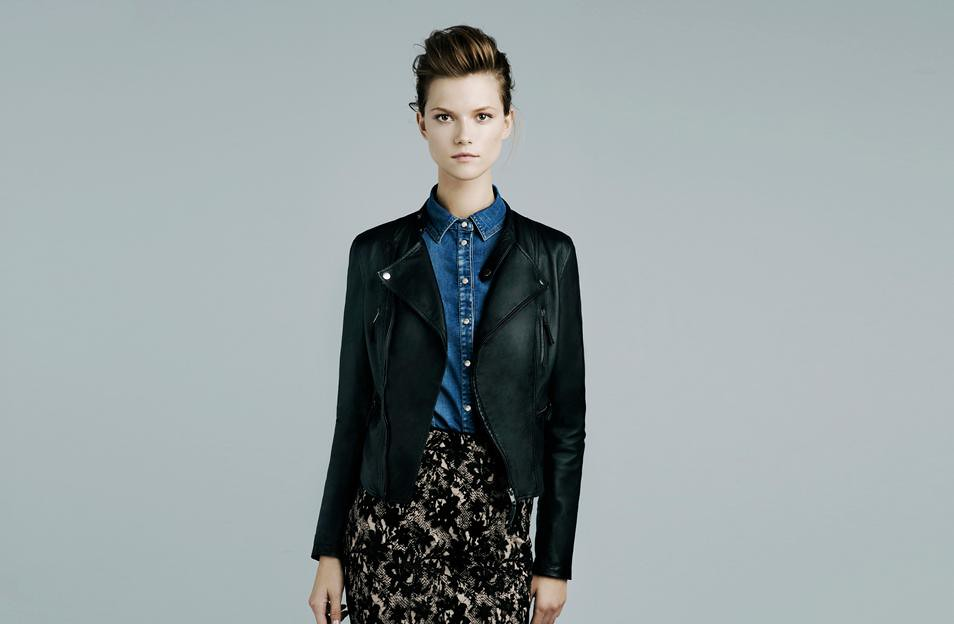 Zara Lookbook November 2011 1
