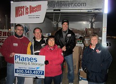 Reach Out Lakota food drive