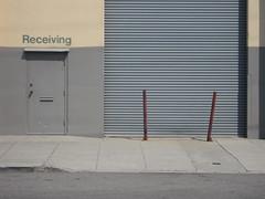 Receiving (A. Tarantino & Sons, Yosemite Avenue and Jennings Street) (throgers) Tags: sanfrancisco california yosemite guesswheresf foundinsf jennings tarantino receiving gwsf gwsflexicon