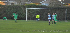 Cliffe FC 1 - 1 Stamford Bridge 12Nov11