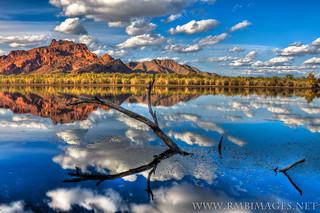 Reflection Arizona Style