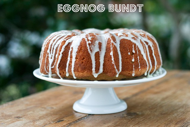 Eggnog Bundt Cake - I Like Big Bundts 2011