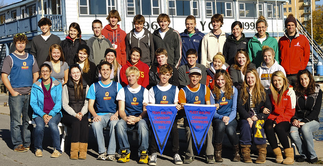 Queens Sailing Team and Rec Sailing Club 2011
