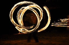Fire Show at Club Med Bali (wiifm) Tags: fire