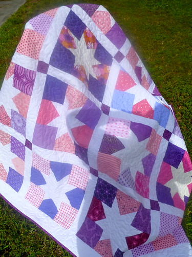 Quilting for Kids Charming Stars Quilt
