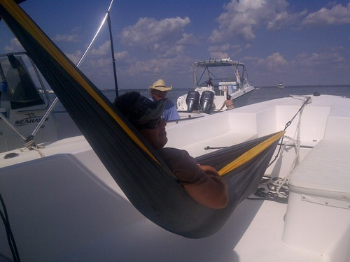 6354414247 a43c787f47 Share Your Hang Ups: Hammocks On A Boat!