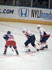 New York Rangers vs. Washington Capitals 2.4.10 (MattBritt00) Tags: nyc newyorkcity ny newyork sports hockey nhl washington icehockey msg madisonsquaregarden rangers capitals nationalhockeyleague