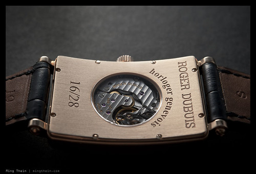 Photo Essay: The Roger Dubuis MuchMore