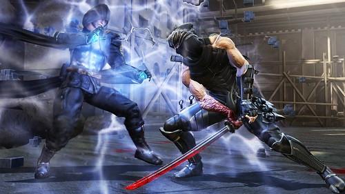 Ninja Gaiden 3 - Alchemist Forces