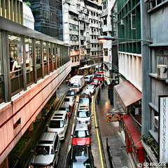 Hong Kong Street Photo (Ed Kruger) Tags: china street city windows red signs architecture buildings hongkong grey asia southeastasia day cityscape asians soho chinese bamboo 香港 midlevels allrightsreserved admiralty cityscene hollywoodroad asianmarket photocity peopleofasia asiancities 半山區 edkruger asiancountries cultureofasia photosofasia 結志街香港
