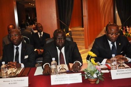 Ouverture du séminaire bilan de la commission paritaire MESRS/ Secteur privé