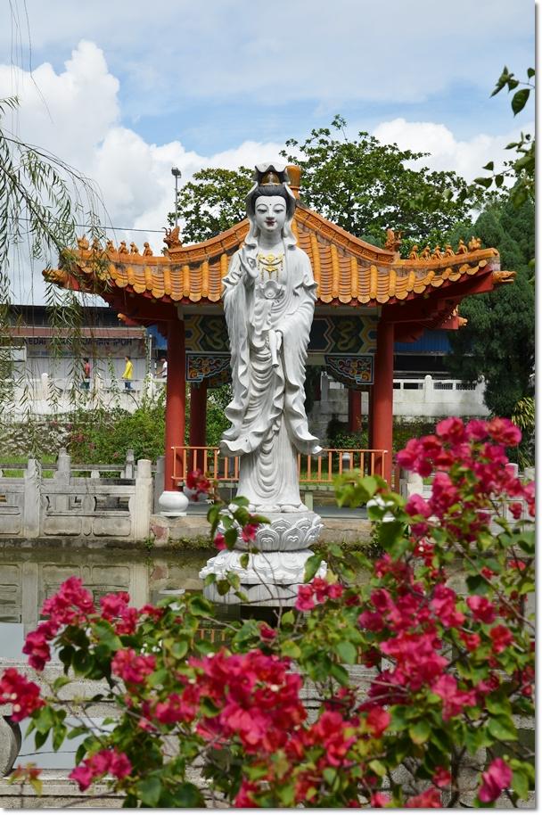 Kwan Yin Statue @ Perak Cave