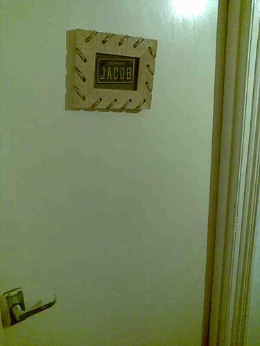 ace door signage