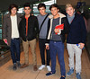 Harry Styles, Zayn Malik, Liam Payne, Louis Tomlinson and Liam Payne One Direction attend a signing for their new album 'Up All night' at Tesco Extra Maynooth in Kildare Kildare, Ireland