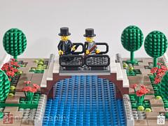 nature boys (Sharon Linne Faulk) Tags: usa macro toys lego florida wesleychapel topazadjust capture365