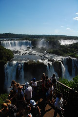 Iguazu Falls [don't have to say anything about this wonder] (Yohsuke_NIKON_Japan) Tags: fall southamerica wonder nikon falls waterfalls cataratas iguazu zoomlens 18200mm cataratasdeliguaz d40 cataratasdoiguau  explored