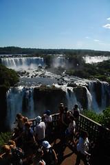 Iguazu Falls [don't have to say anything about this wonder] (Yohsuke_NIKON_Japan) Tags: fall southamerica wonder nikon falls waterfalls cataratas iguazu zoomlens 18200mm cataratasdeliguaz d40 cataratasdoiguau  explored