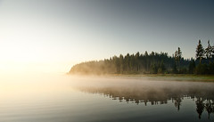 Early Morning Mist 2 (Meyer Felix) Tags: mist lake mountains fog see nikon republic nebel czech tschechien dust nikkor ore erzgebirge talsperre 1685 vodn ndr d7000 psenice presnitz