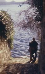 Amour - diapositiva (Silvio Spaventa - Spav'68) Tags: love suisse dia contax svizzera amore analogica analogic morcote