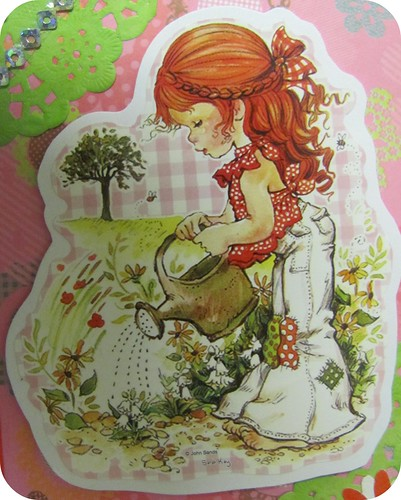 Sarah Kay Greeting Card 006