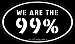 LG-oval-We_Are_The_99_Percent_Sticker