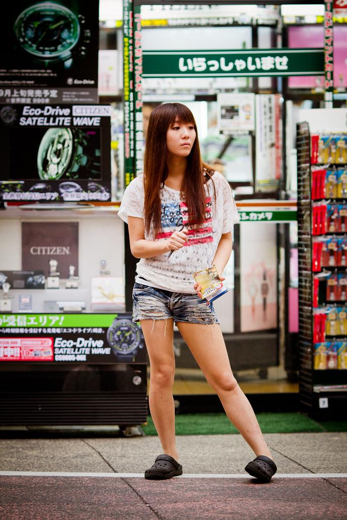 995bb21ba7b0 Wasting Time (Fesapo) Tags  street woman hot cute sexy girl japan female  canon