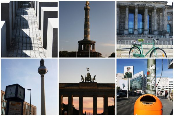 Berlin Monuments
