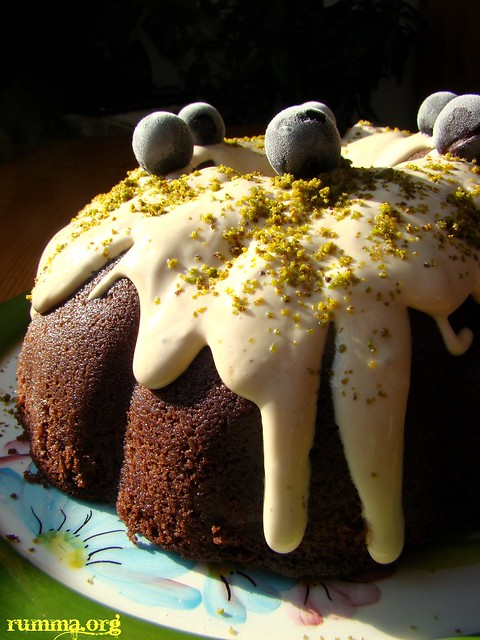 kara kız keki
