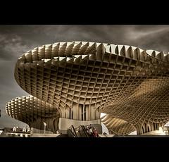 La seta (JM Brea) Tags: building architecture modern arquitectura edificio moderno
