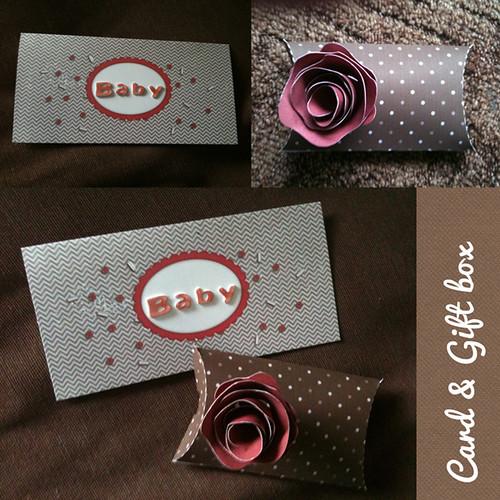 Card & Gift box