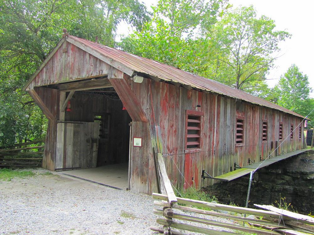 Clifton Mill Bridge