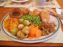 Traditional Sunday roast (Day 357 of 365)