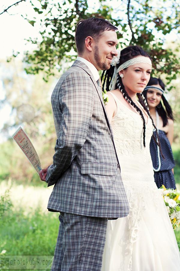 свадебная фотография  Оксана и Игорь. Свадебная фотография