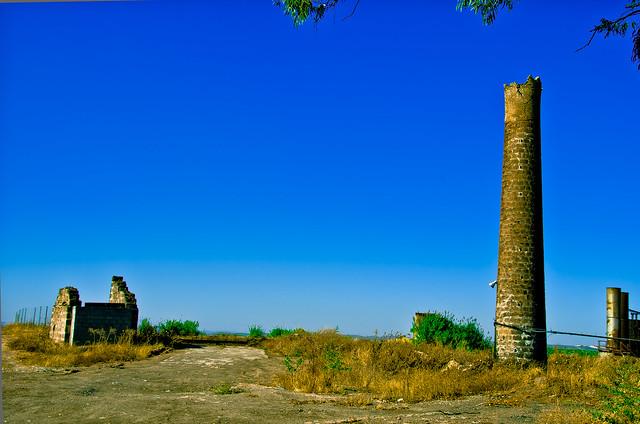 La Tortilla. Ruinas Mineras.