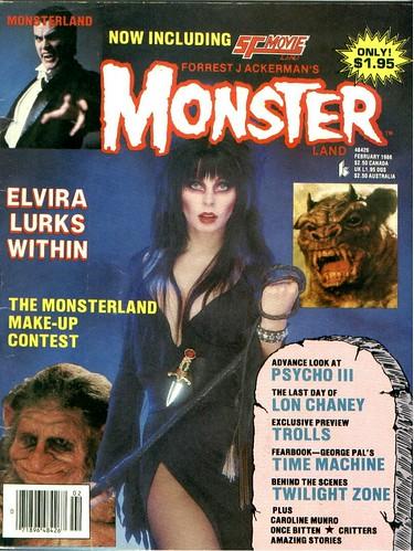 Monster Land #7 Cover