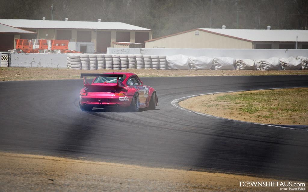 PCQ Round 9, Qld Raceway