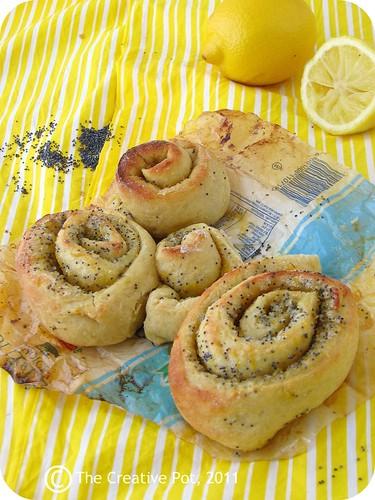 Lemon Poppy Seed Cinnabons e-w