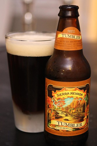 Sierra Nevada Tumbler Autumn Brown Ale 2011