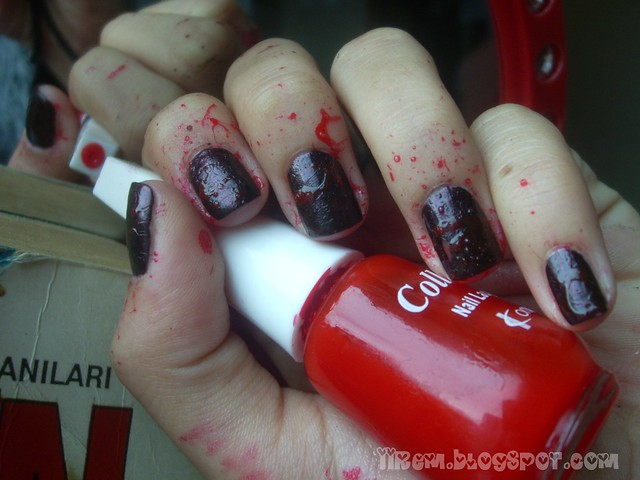 Hallowen Nails