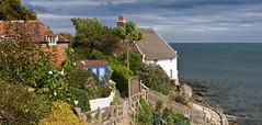 sea breeze (skyesam) Tags: sea bay cottage runswick breeze thatched