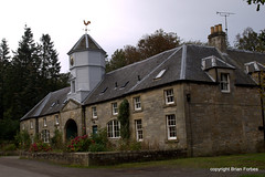 Falkland Estate Stables (B4bees .(2m views)) Tags: building countryside fife clocktower stables falklandestate