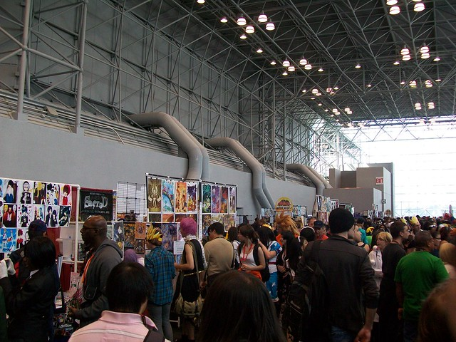 New York Anime Festival Artist Alley