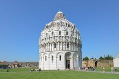 Battistero San Giovanni - Pisa - Italien (TravelMichi) Tags: travel italien italy reisen it pisa tuscany toskana